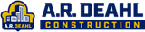 ar deahl construction logo