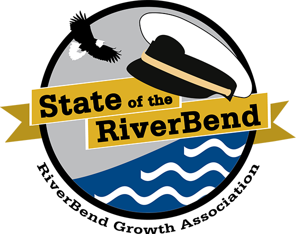 state of the riverbend logo